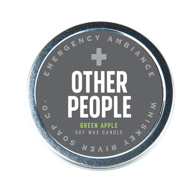 Other People Emergency Ambiance Travel Tin - NEW!