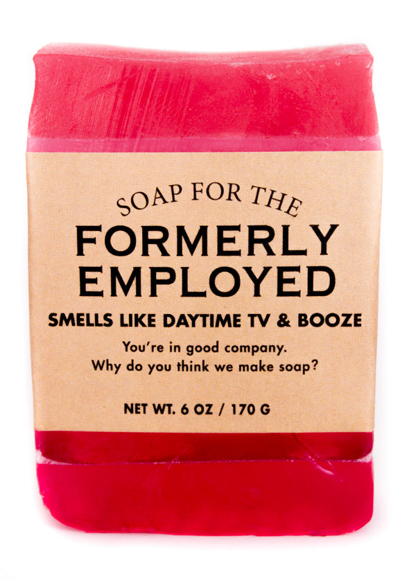 Soap for the Formerly Employed