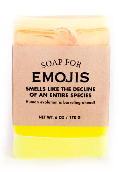 Soap for Emojis