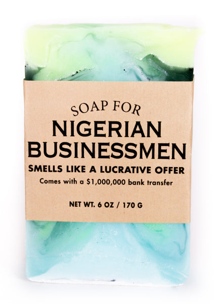 Soap for Nigerian Businessmen