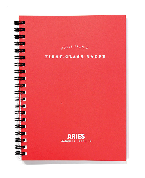 Astrology Journal Aries