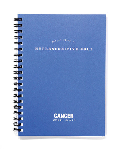 Astrology Journal Cancer