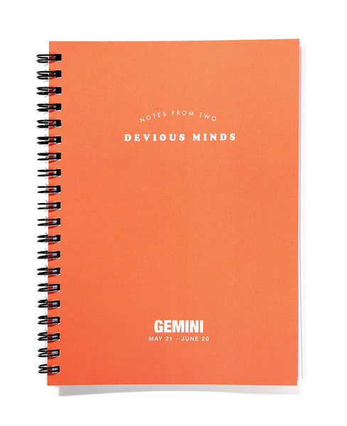 Astrology Journal Gemini