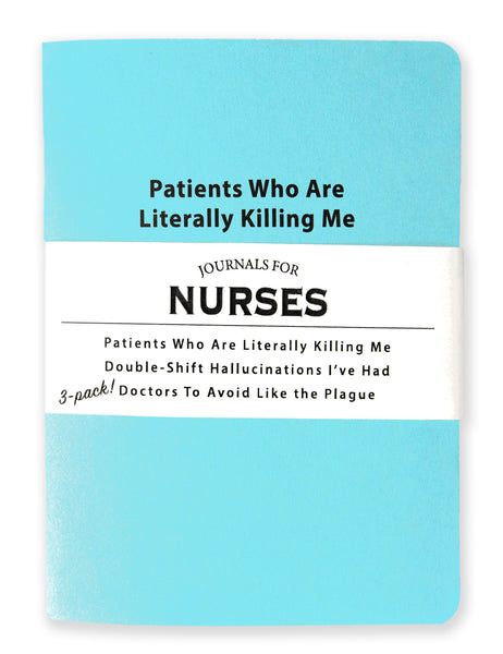 Journals for Nurses - NEW