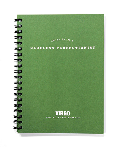 Astrology Journal Virgo - NEW
