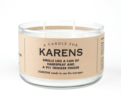 A Candle for Karens - NEW!