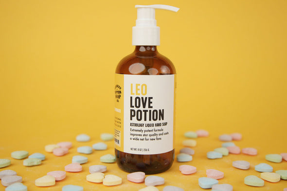 Leo Love Potion Liquid Hand Soap
