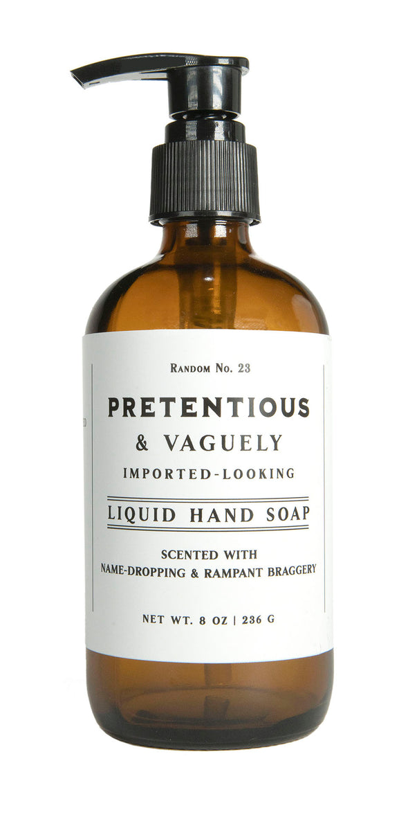 Pretentious Liquid Hand Soap
