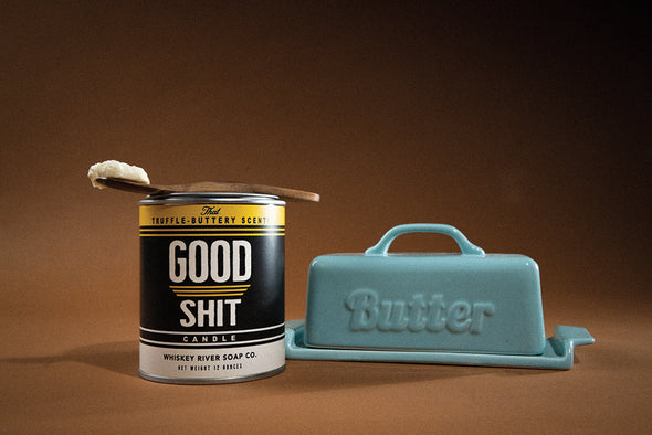 Good Shit Vintage Paint Can·dle - NEW!