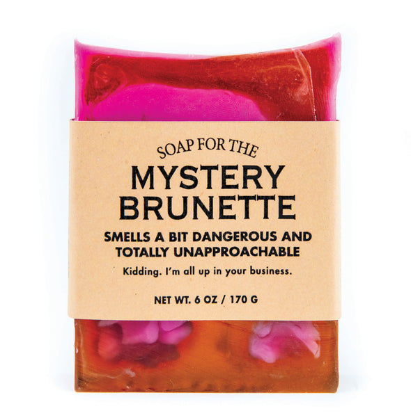 Soap for The Mystery Brunette - NEW!