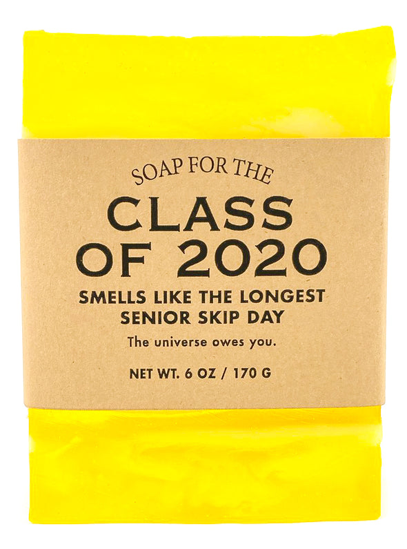 Limited Time! Soap for the Class of 2020