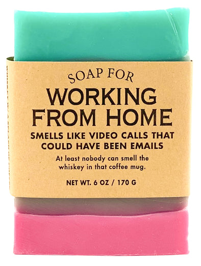 Limited Time! Soap for Working From Home