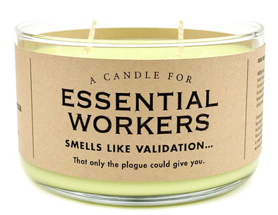 Limited Time! A Candle for Essential Workers
