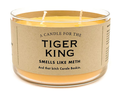 Limited Time! A Candle for the Tiger King