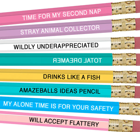 Astrology Pencils Pisces - NEW