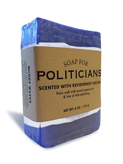 Soap for Politicians