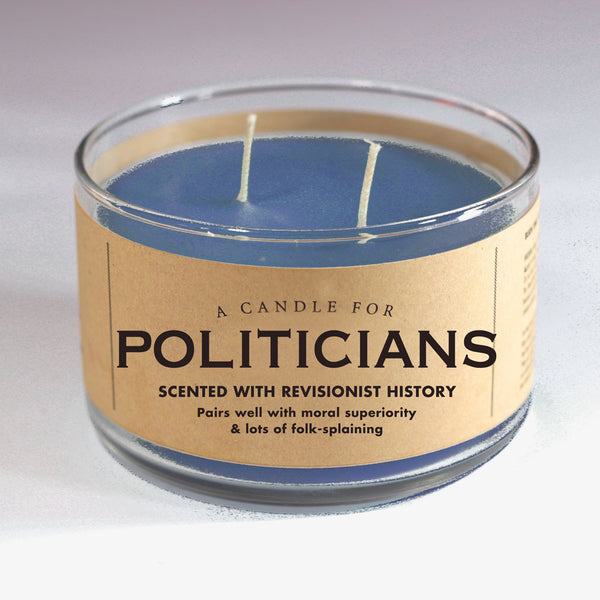 A Candle for Politicians
