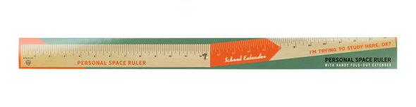 Personal Space Ruler for School - NEW!
