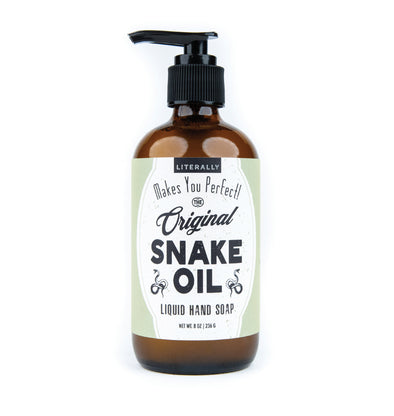 Snake Oil Liquid Hand Soap - NEW!