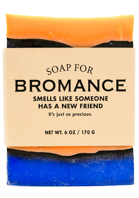 Soap for Bromance - NEW!