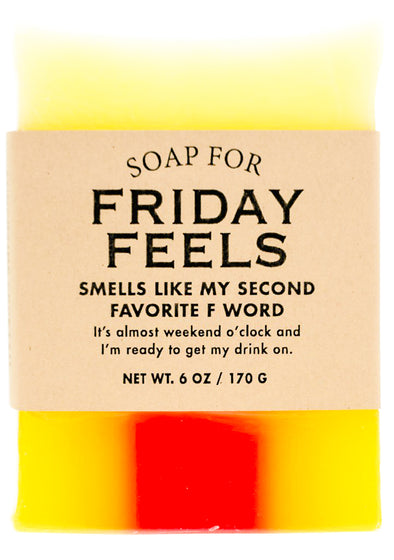 Soap for Friday Feels - NEW!