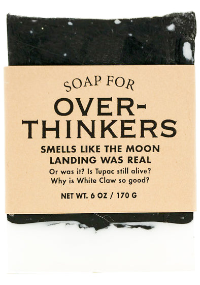 Soap for Overthinkers - NEW!