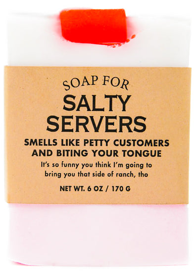 Soap for Salty Servers