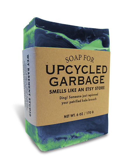 Soap for Upcycled Garbage