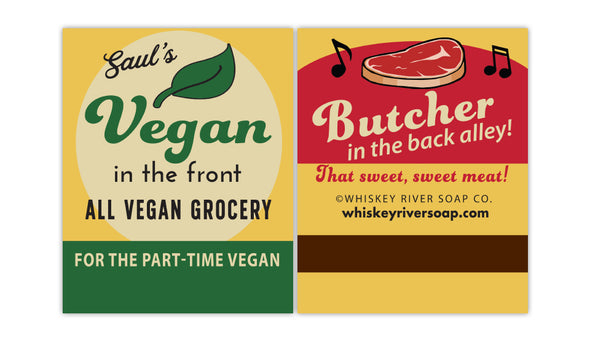 Old School Matchbooks Variety Pack: Vegan in the Front