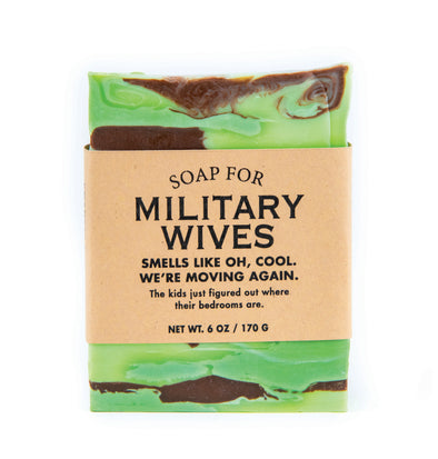Soap for Military Wives - NEW!