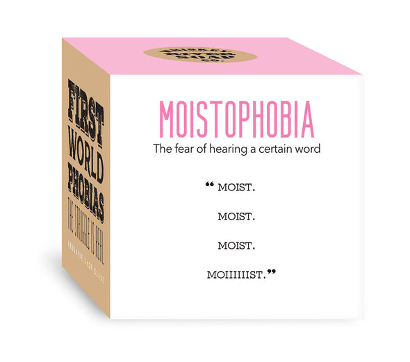 Burn Away Moistophobia Candle
