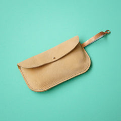 leather spectacle case - Renske Versluijs