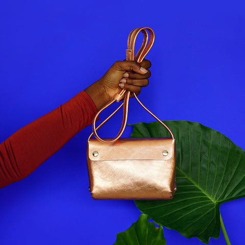 handbag copper