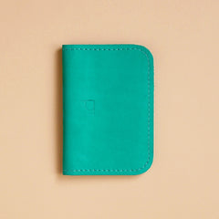 Renske Versluijs - card sleeve BIO green