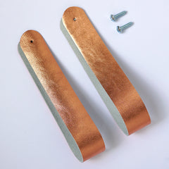 Renske Versluijs - leather bands DIY