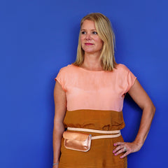 leather belt with bag - Renske Versluijs