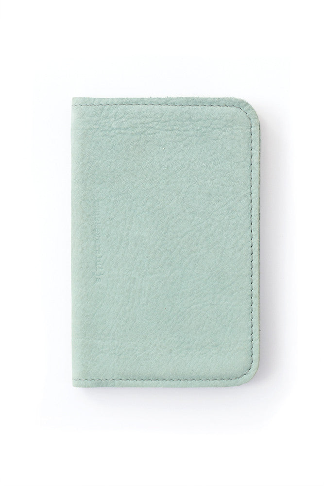 passport sleeve mint - renskeversluijs