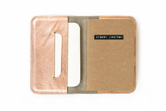passport sleeve copper - renskeversluijs