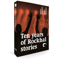 Ten years of Rockhal stories