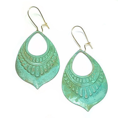 Agea Drop Earrings