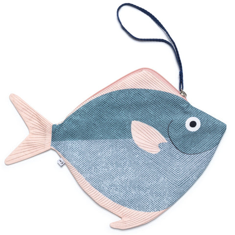 Moon Fish Water Resistant Bag by Don Fisher