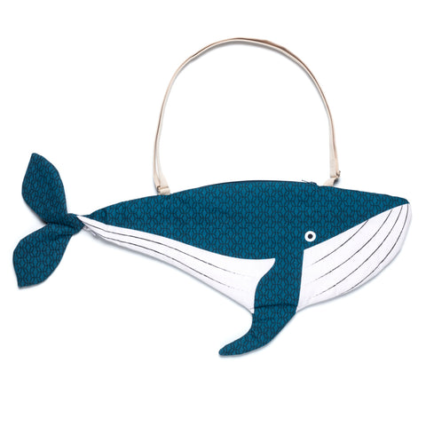 Don Fisher Whale Handbag