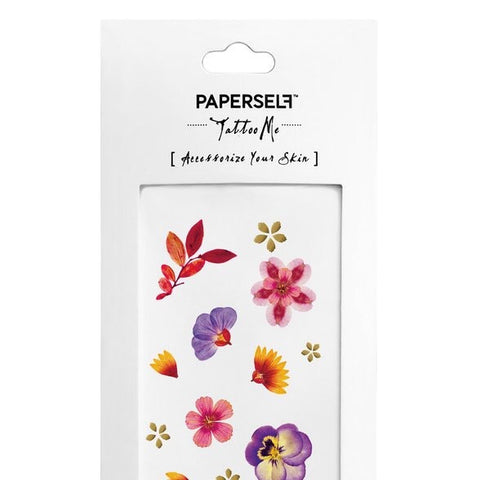 Petals Temporary Tattoo Set
