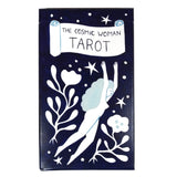 The Cosmic Woman Tarot Card Deck Packaging Front