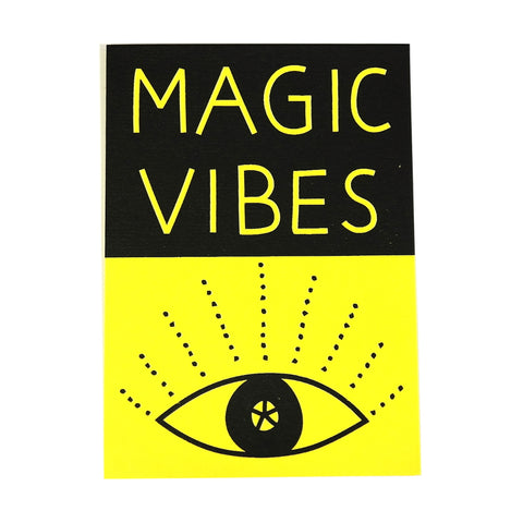 Magic Vibes Card