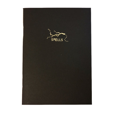 Spell Book Twig Notebook