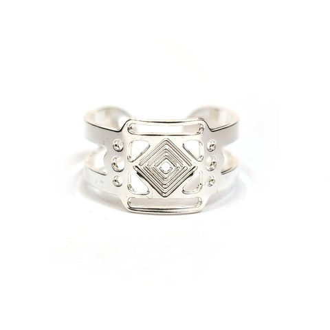 Achille Ring in Silver