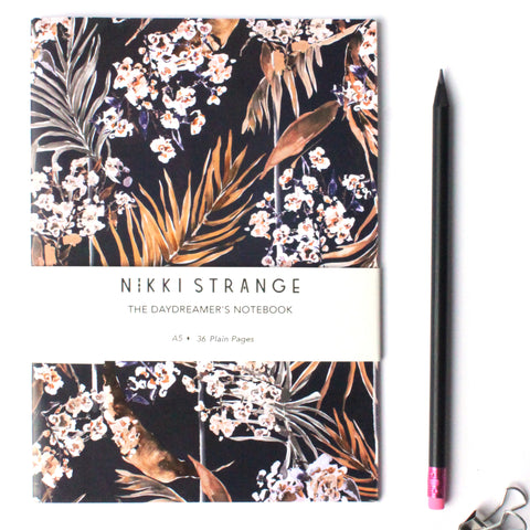 A5 Oriental Palms Notebook