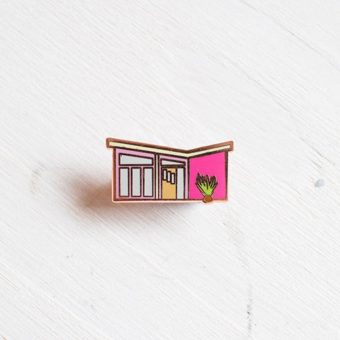 Palm Springs Enamel Pin