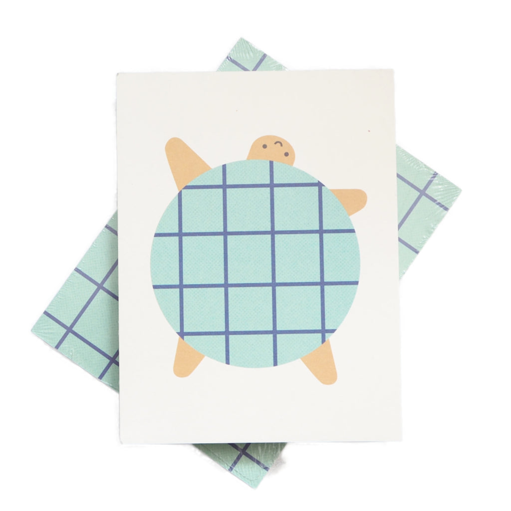 Scout Editions Cute Sea Turtle Pocket Notebook
